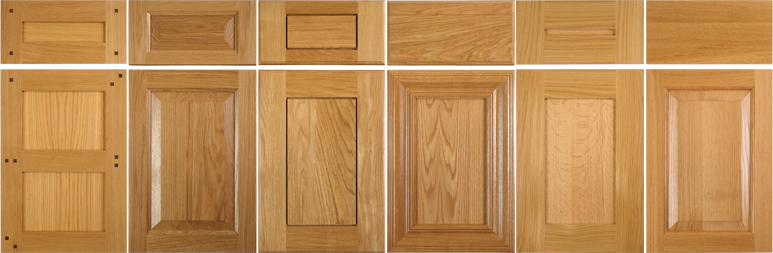 kitchen cabinets hickory natural
